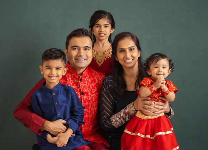 family portrait singapore