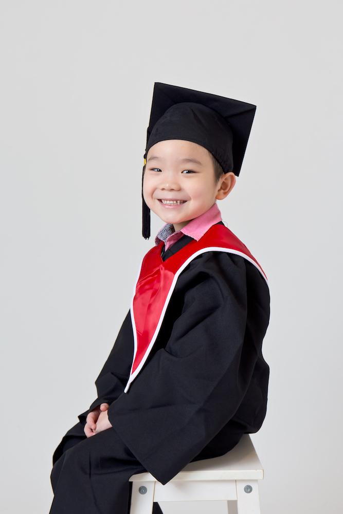 kindergarten graduation shoot singapore