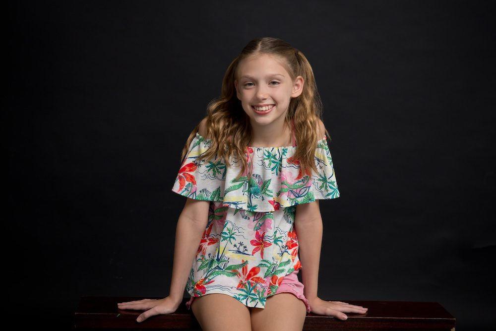 tween studio photoshoot